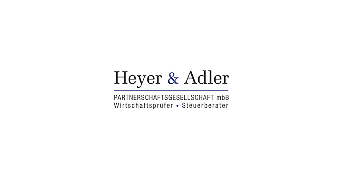 Steuernews für Mandanten » Heyer & Adler